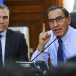 Vizcarra: Ejecutivo respalda plenamente a Fiscalía en acuerdos con Odebrecht