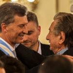 Mauricio Macri admite delitos cometidos por su padre