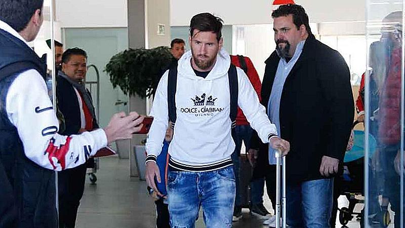 Amistosos Internacionales Marruecos pide explicaciones a la AFA por ausencia de Messi