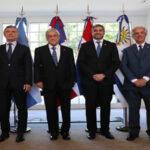 Mundial del 2030: Argentina, Uruguay, Paraguay y Chile arman cónclave