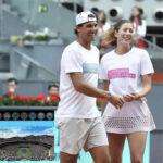 Indian Wells: Rafa Nadal y Garbiñe Muguruza pasan a octavos de final