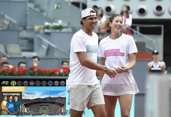 Schwartzman ante Nadal y Pella frente a Isner en Indian Wells