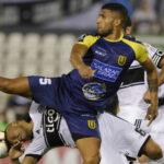 Copa Libertadores: En el Grupo C Olimpia empata 1-1 con la U. de Concepción