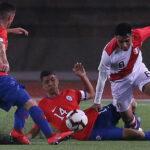 Perú debuta en el Sudamericano Sub 17 con empate 0-0 ante Chile