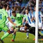 Liga Santander: Levante en la 28ª jornada empata 1-1 con Real Sociedad