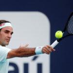 Abierto de Miami: Federer gana a Medvedev y completa lista de cuartos de final