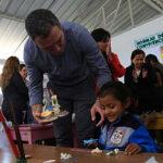 """Del Solar: """"No podemos dejar de lado a niños que crecen sin iguales oportunidades"""""""