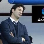 Liga Santander: DT del Real Madrides el 9° destituido esta temporada
