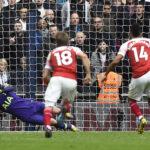 Premier League: Tottenham con un polémico penal empata 1-1 frente al Arsenal