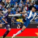 Liga Santander: 40 millones de chinos vieron debut de Wu Lei delantero del Espanyol