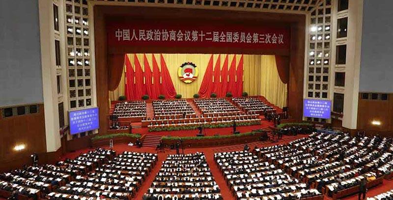 El objetivo de crecimiento económico de China es 6-6,5%