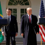 EEUU: Bolsonaro augura que Trump será reelegido el 2020 y critica el socialismo