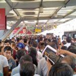 El Metropolitano: Ya no habrá fila de sentados en estación Naranjal