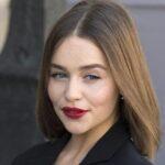 La actriz Emilia Clarke sufrió dos aneurismas mientras rodaba Juego de Tronos