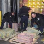 EEUU: Incautación histórica de mil 400 kilos de cocaína por valor de US $77 millones en Nueva York