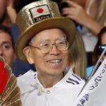 """Fallece el """"abuelo olímpico"""" nipón que asistió a todos los JJOO desde 1964"""