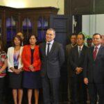 Gabinete Ministerial al Congreso en abril por el voto de confianza