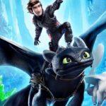 """""""How to Train Your Dragon 3"""" se mantiene líder en taquilla estadounidense"""