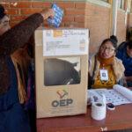 Bolivia: Tribunal Supremo Electoral fijo comicios generales para el próximo 20 de octubre