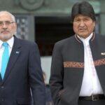 Morales y Mesa muy cerca en intención de voto en Bolivia, según encuesta