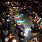 Guatemala: 18 personas mueren al ser atropelladas por un vehículo pesado (video)