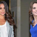 Siete palabras que tienen prohibido decir Kate Middleton y Meghan Markle