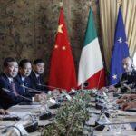 Italia firma memorándum con China para respaldar la Nueva Ruta de la Seda (video)
