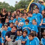 Messi renueva acuerdo con el Vall d'Hebron para investigar cáncer infantil