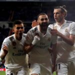 Real Madrid derrotó 3 a 2 al Huesca en el Bernabéu