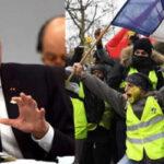 Francia: Macron prohíbe manifestaciones en Campos Elíseos y despide prefecto de Policía (VIDEO)