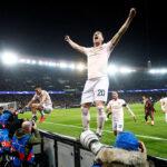 Champions League: Manchester United en octavos de final elimina (3-1) al PSG