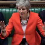 Reino Unido: Parlamento obligará a Theresa May pedir nueva prórroga a UE para el Brexit