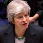 Reino Unido: 11 ministros conservadores de May se rebelarían este lunes a causa del Brexit