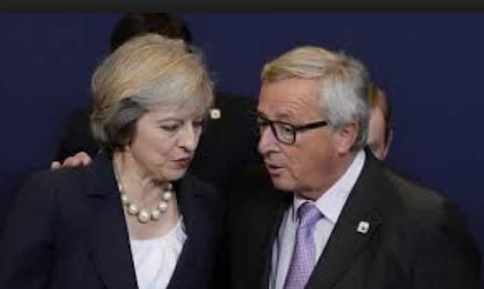 May usa su penúltima carta para intentar salvar el acuerdo de Brexit