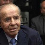 Argentina: Condenan a prisión a Menem y a suexministro Cavallo por malversar fondos públicos