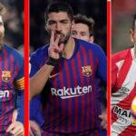Liga Santander: Messi, Luis Suárez y Cristhian Stuani lideran a los goleadores