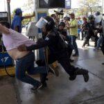 CIDH condena violencia contra periodistas y manifestantes en Nicaragua (VIDEO)