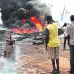Nigeria: Estalla oleoducto con fugas causando pánico, más de 50 desaparecidos