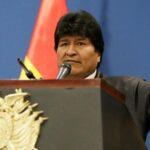 Evo Morales califica los apagones en Venezuela de crimen de lesa humanidad