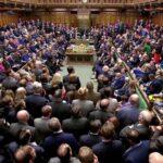 """El Parlamento británico empieza el debate sobre el acuerdo del """"brexit"""""""