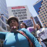 Día Internacional de la Mujer: ONU pide ir a la huelga feminista