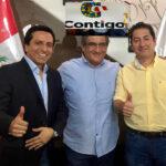 El partido Peruanos Por el Kambio cambia nombre ahora es 'Contigo' y se declara leal a Vizcarra