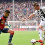 Juventus, sin Cristiano Ronaldo, sufre su primera derrota liguera del año (VIDEO)