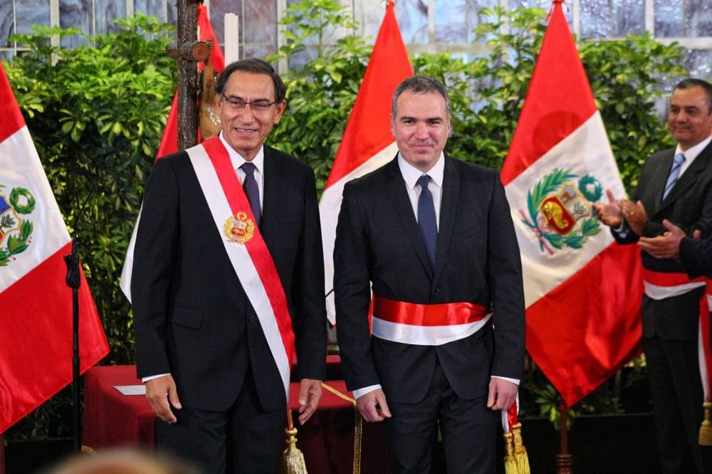 Por segunda vez en 198 años Perú presenta un gabinete paritario