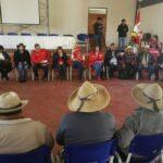Comisión del Ejecutivo dialoga con autoridades y comunidad en Chumbivilcas