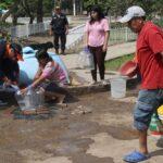 San Juan de Lurigancho: Aniego en viviendas fue controlado