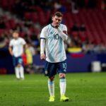 """Lionel Messi con """"bronca"""" por críticas en su contra"""