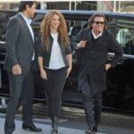 España: Shakira canta y palmea ante juez para demostrar que 'La bicicleta' no es plagio (VIDEO)