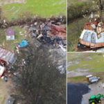EEUU: Fuertes tormentas eléctricas y tornados causan serios daños en Arkansas y Texas (VIDEO)