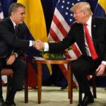 Trump critica al presidente de Colombia y anuncia que cerrará frontera con México (VIDEO)